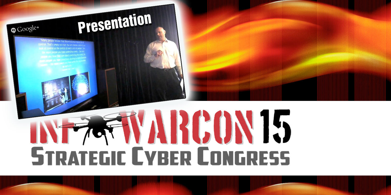 Video: Presentation at InfowarCon