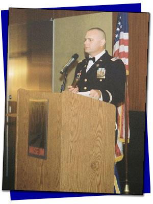 Speaker Dr. Hans C. Mumm