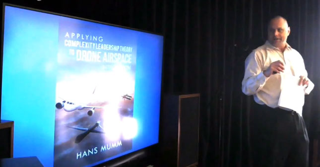 Dr. Hans C. Mumm Speaking